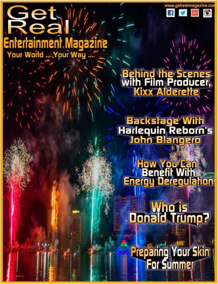Get Real Entertainment Magazine